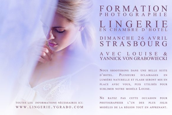 Stage Louise Lingerie Strasbourg